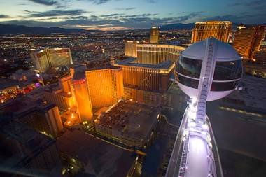 Years from now, we might look back at 2014 as the year momentum on the Strip began to build again.