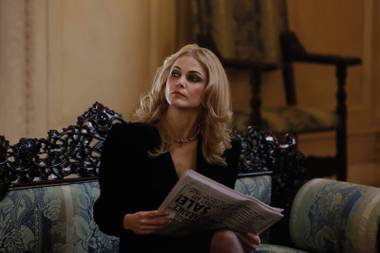 Cold war hotness: The Americans topped Josh Bell's TV list for the second straight year.