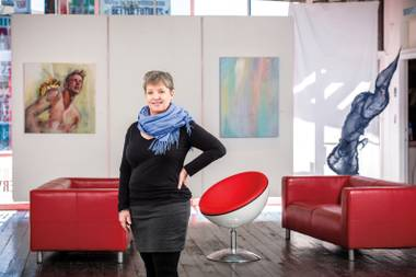 Trifecta owner Marty Walsh closes her Arts Factory space, which became a staple of the arts scene for its consistency and quality, at the end of January.