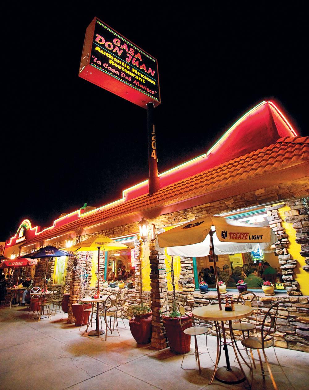 Dining News Notes M M Soul Food Cafe And Casa Don Juan Expand