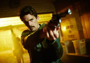 Predestination is now available on Video on Demand.