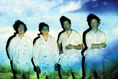 Fresh off Guster Day in Boston, the band visits the House of Blues with Kishi Bashi on January 22.
