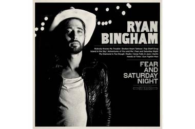 Bingham is a world-weary journeyman, playing roots music that's equally comforting and fragile.