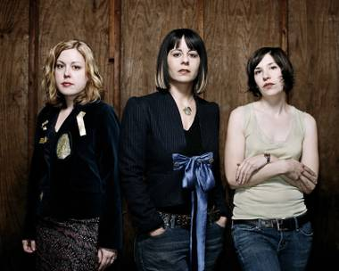 Like every Sleater-Kinney album, No Cities to Love sounds like nothing else that came before it in the band's catalog.