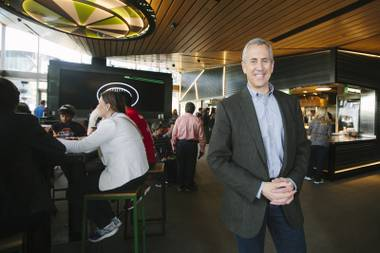 Industry expert: Hospitality icon Danny Meyer is finally doing business in Las Vegas with Shake Shack at New York-New York.