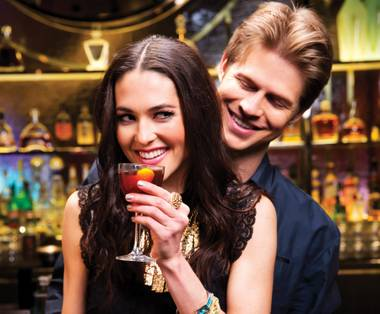 Could the Bright Eyed & Bushy Tailed at Alibi Cocktail Lounge reignite those flames?