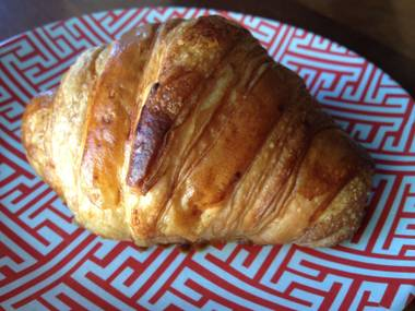 The croissants are insanely good at 346, but the name comes from the freezing point of liquid nitrogen, which is used to make some very inventive treats on the other side of the menu.
