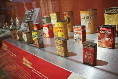 Chocolate: The Exhibition traces the history of cacao from ancient Mesoamerica to our modern day commodities exchanges.