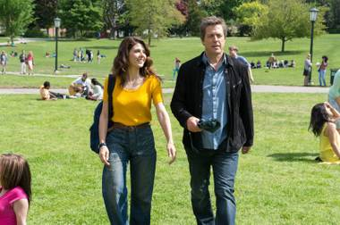 Hugh Grant and Marc Lawrence team up for something that's actually enjoyable.