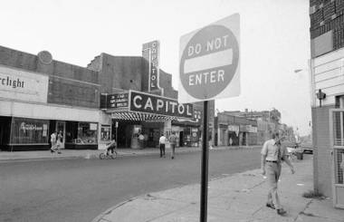 Located in Passaic, New Jersey, the Capitol Theatre was a concert venue that thrived throughout the '70s and into the '80s.