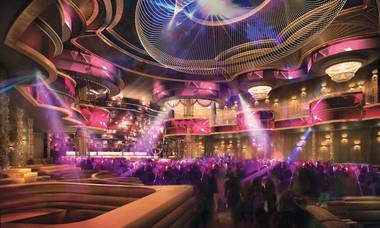 What does Omnia Nightclub have that Hakkasan doesn't? What musical styles will be featured? What's up with the Heart of Omnia ultralounge?
