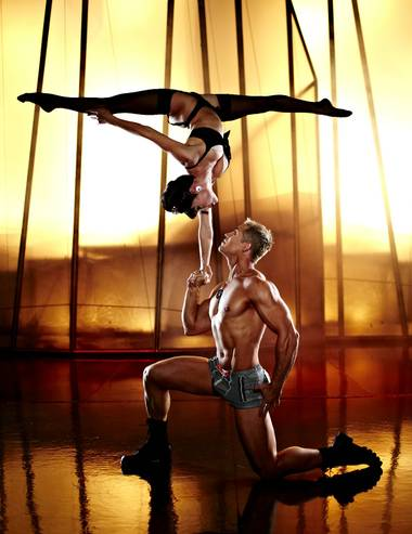 The adult-oriented Zumanity gets an update.