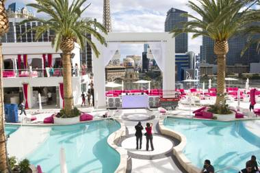 Las Vegas excels in over-the-top VIP packages, but the latest two surpass extravagance.
