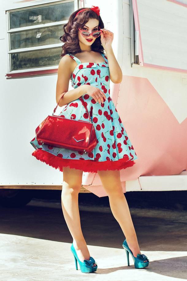 Photograph Rockabilly Style Fashion Las Vegas Weekly