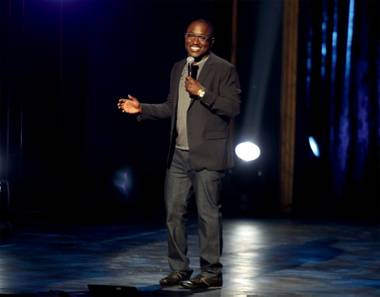 The comedian that ignited a firestorm against Bill Cosby showcases his offbeat precision.