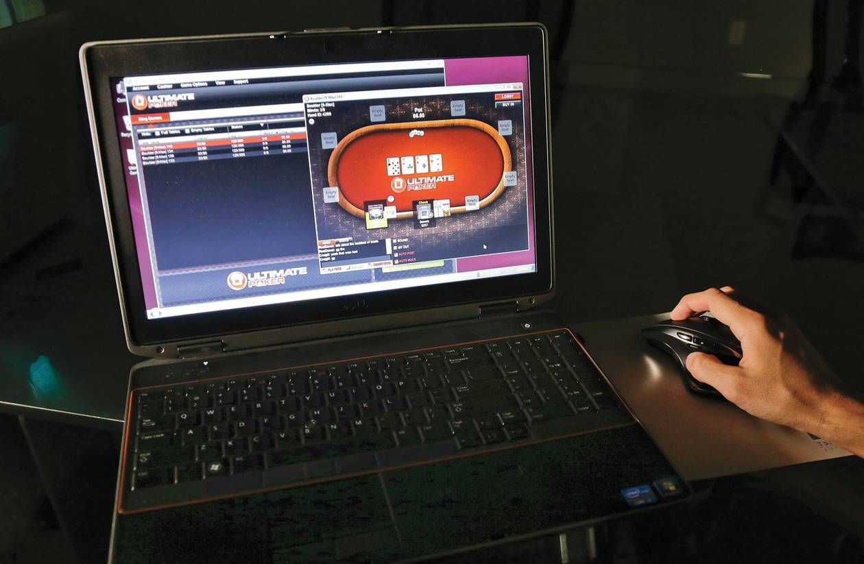 No good arguments or data to support banning online gambling were cited at a Congressional hearing last month.