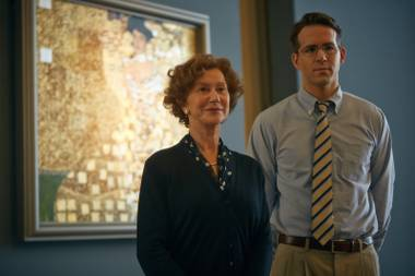 Woman in Gold has all the hallmarks of prime Oscar bait.