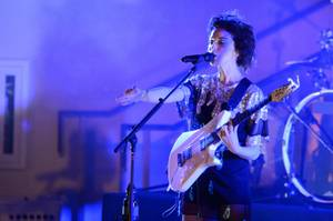 St. Vincent at Cosmopolitan's Boulevard Pool