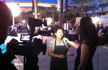 Top Chef champ Mei Lin showed up. Did you?