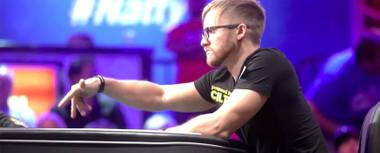 "As PokerNews.com described Jacobson's situation heading into last year's World Series of Poker Main Event final table: ""He's never won a major live poker tournament. He's second to last in chips to start the final table. He's too quiet to become the leading poker ambassador. No player from Sweden has ever won this tournament."""