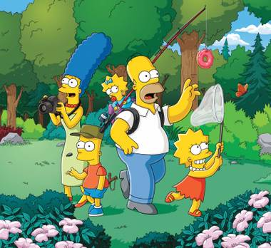 In this play, survivors entertain themselves by recounting episodes of The Simpsons. How would you do?