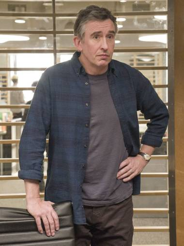 Showtime decided to revive and recast the show with Steve Coogan in the lead role.