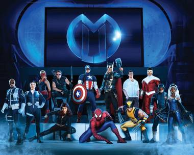 Marvel Universe Live attacks the Mack this weekend.