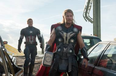 The latest Avengers film can be a little unwieldy, but when it works, it works really well.