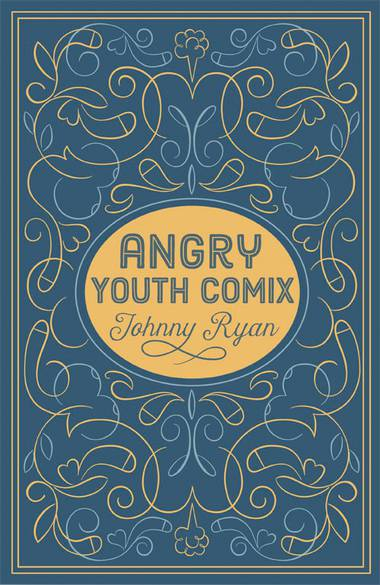 The graphic novel rounds up Johnny Ryan's unwholesome career.