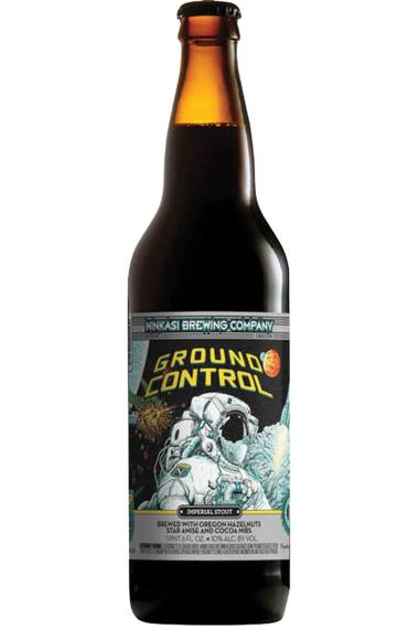 Space beer is here, and it's outta this world.