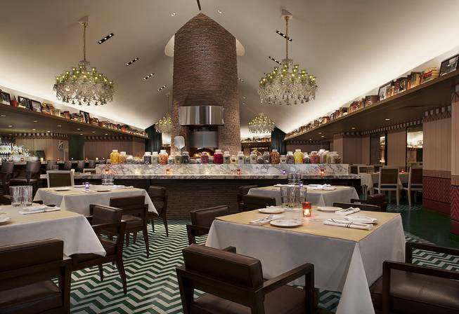 The One Group Orders A Double Katsuya And Cleo At Sls Las