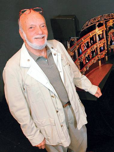 Hal Prince's Broadway: An Evening in Word and Song arrives at the Smith Center May 14.