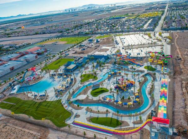 Water park fun, Big Talk, Hiatus Kaiyote and other stuff ...