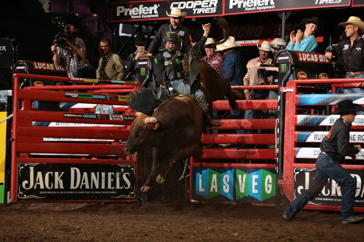 Cates isn't thinking too much about strategy going into Last Cowboy Standing. He's focused on having a good time and making the best of the hand he's dealt, whether he's drawing bulls or cards at the blackjack table.