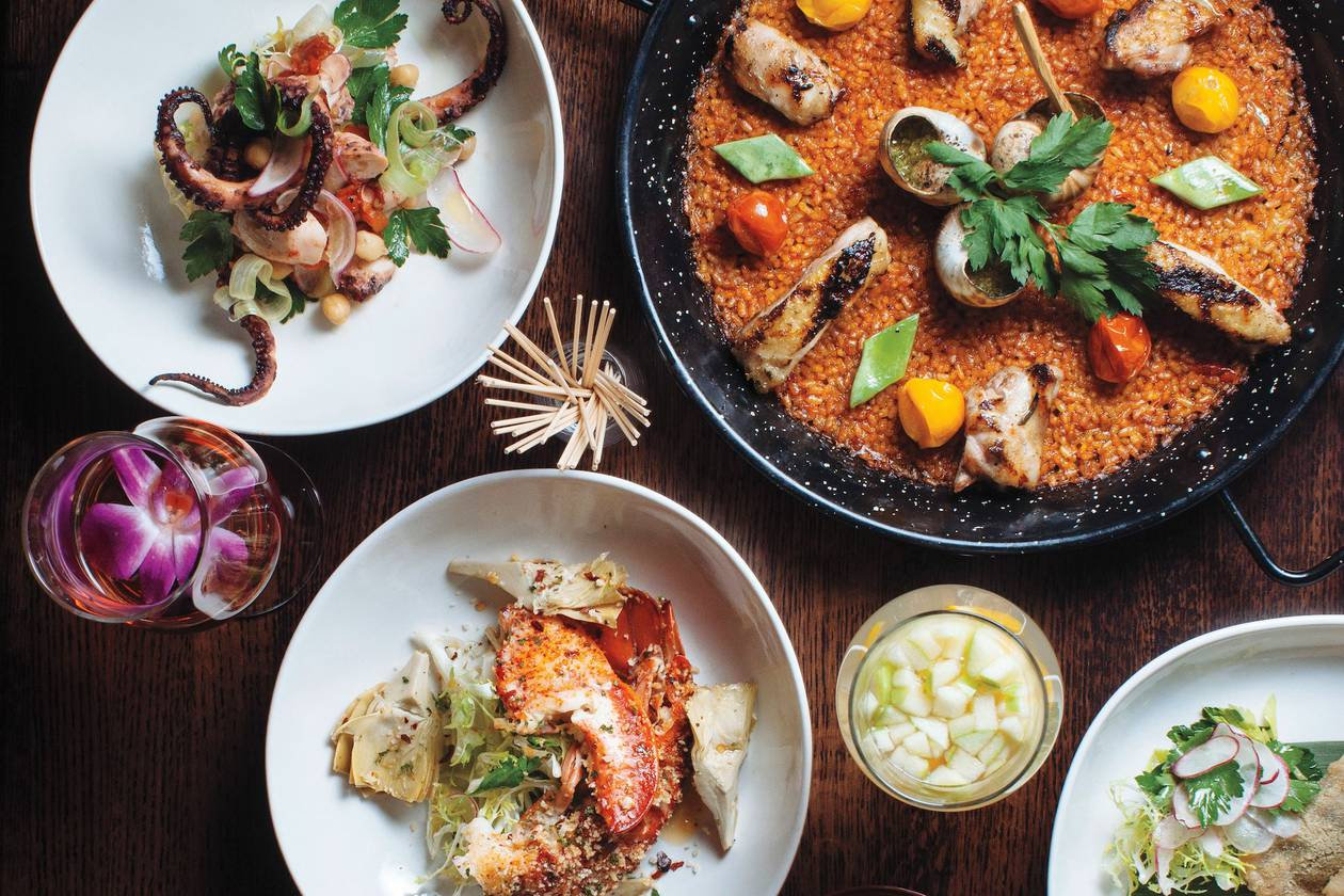 The first neighborhood restaurant from one of the city's most acclaimed fine dining chefs is something to get excited about.