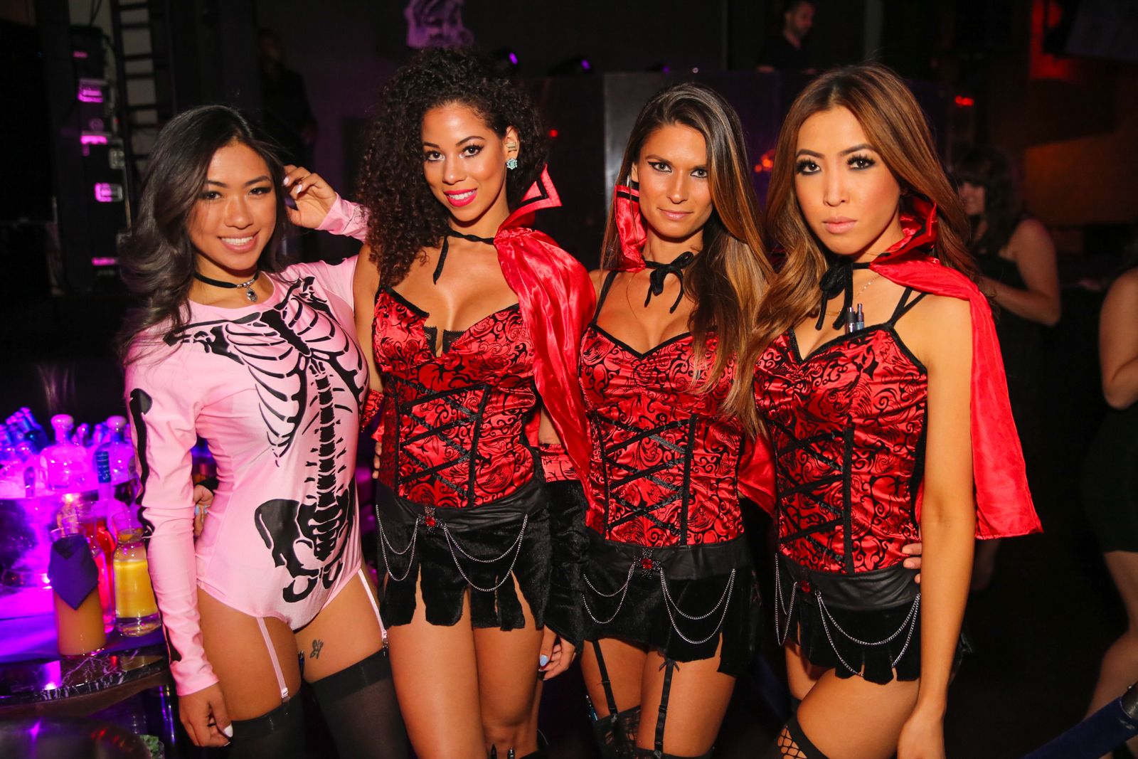 Our favorite (and not-so-favorite) costumes at Marquee's Halfway ...