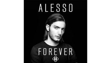 A breath of fresh air: Forever vaults Alesso far above his peers.
