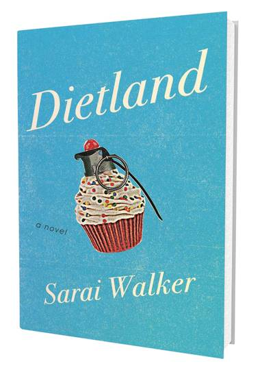 Though it oscillates between social commentary on weight loss and violent conspiratorial feminist plotting, Dietland works.