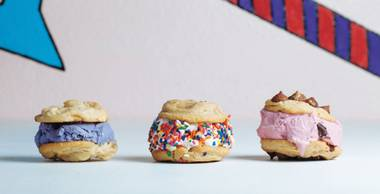 If you can find a better ice cream cookie sandwich, let us know.