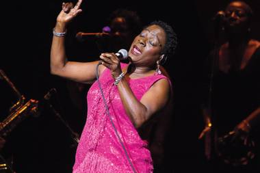 Sharon Jones and the Dap Kings shook the crowd to its core at the Pearl June 9.