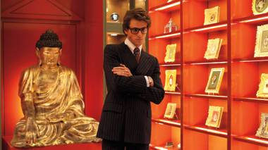 The film does little to indicate why Yves Saint Laurent was such an artistic genius.