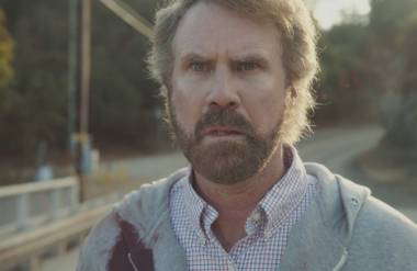 Will Ferrell stars alongside Kristen Wiig in A Deadly Adoption.