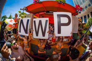 EDC weekend: New World Punx @ Tao Beach