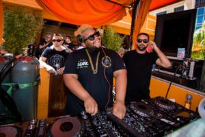 EDC weekend: Carnage @ Tao Beach