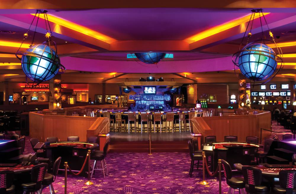 Hard Rock Las Vegas Hotel And Casino