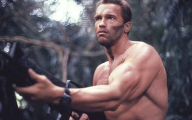"Who doesn't want to hear Arnie scream ""It's not a tumor!"" again?"