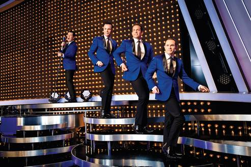 Human Nature continues to evolve its Australian-born Motown revue