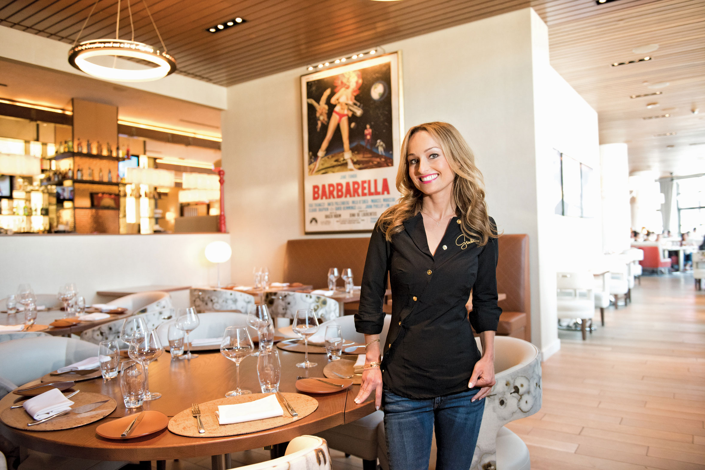 Behind the scenes with Giada at the hottest restaurant in Vegas - Las Vegas Weekly