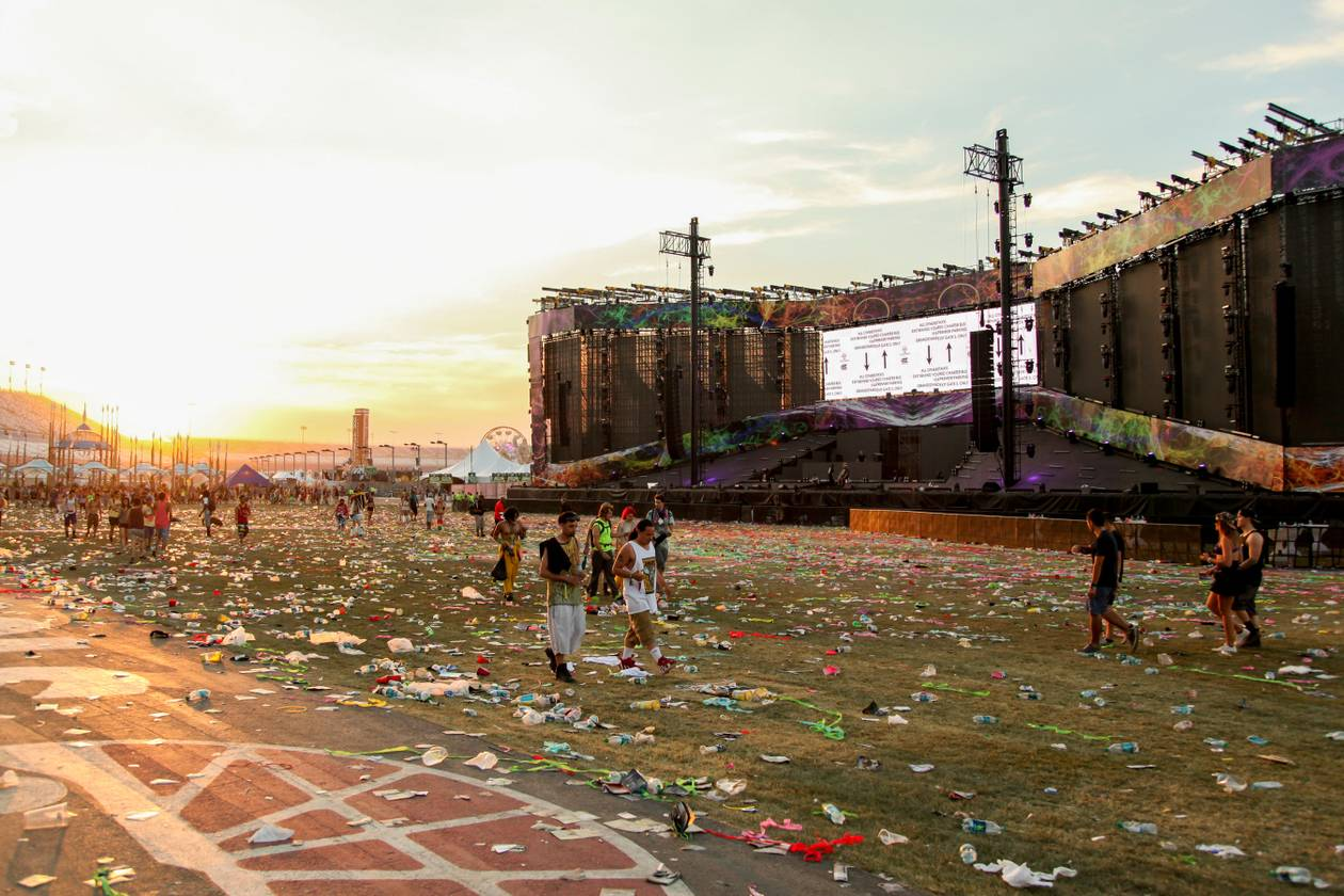 As Electric Daisy Carnival's final sets ended in June, so did its five-year contract with the Las Vegas Motor Speedway (no word on whether an extension or new deal has been inked).