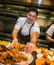 Yardbird chef Todd Harrington is welcoming a guest chef for a midnight meal to remember.